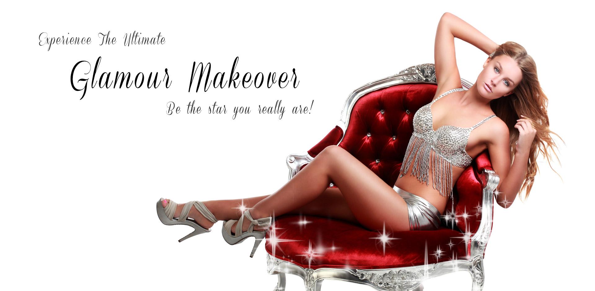 glamour makeover