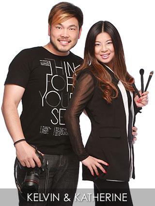 Katherine and Kelvin Chong